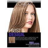 L'Oreal Frost & Design Hi-Precision Pull-Through Cap Highlights Frost & Design Caramel H65
