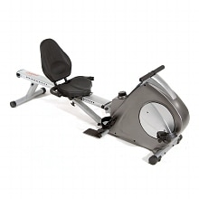Deluxe Conversion II Recumbent/Rower