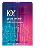 K-Y Yours+Mine Couples Lubricants