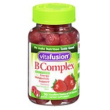 wag-B Complex Energy, Adult Vitamins, Gummies Wild Strawberry