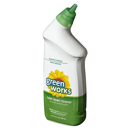 Clorox Green Works Original Natural Toilet Bowl Cleaner