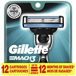 Save $5 on select Gillette Mach 3 cartridges