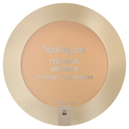 Neutrogena Mineral Sheers Powder Foundation with SPF 20