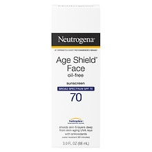 Neutrogena Age Shield Face Sunblock