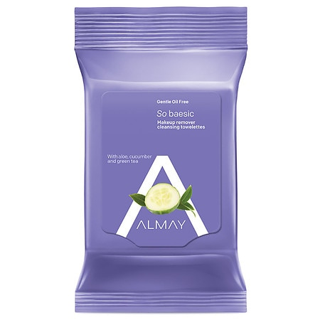 Almay Makeup Remover Towelettes
