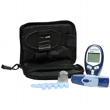 Lite Blood Glucose Monitoring System, No Coding Required
