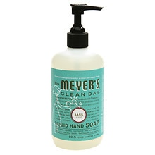 Mrs. Meyer's Clean Day Liquid Hand Soap Basil