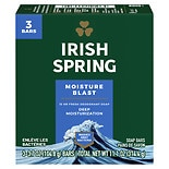 Irish Spring Deodorant Bath Bar Moisture Blast,3.75 oz
