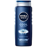 Nivea for Men Hair & Body Wash Menthol Cool