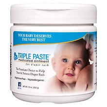 Medicated Diaper Rash Ointment