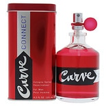 Curve Connect by Liz Claiborne Curve Connect Cologne Spray 4.2 oz