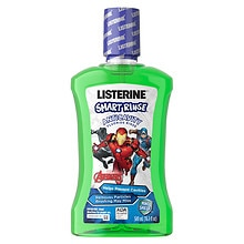 LISTERINE Smart Rinse Avengers Mint Shield