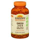 Omega 3-6-9 Dietary Supplement Softgels