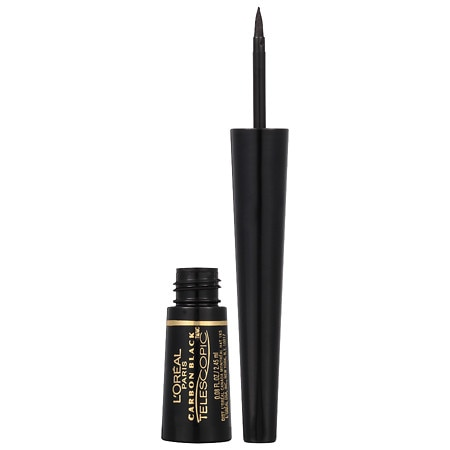 L'Oreal Paris Telescopic Precision Liquid Eyeliner Carbon Black 835