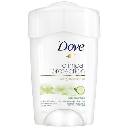 Dove Clinical Protection Anti-Perspirant Deodorant Cool Essentials