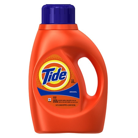 Tide Laundry Detergent Original