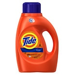 Tide HE Laundry Detergent Original Scent,32 Loads