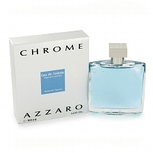 Loris Azzaro Chrome Eau de Toilette for Men