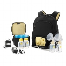 Pump in Style Advanced Breast Pump Backpack Kit