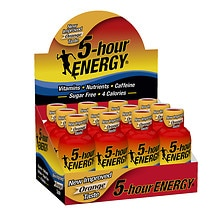 Energy Shot Orange