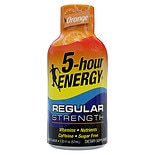5 Hour Energy Energy Shot Orange