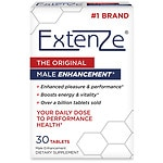 Save up to 50% on Extenze male enhancement supplements