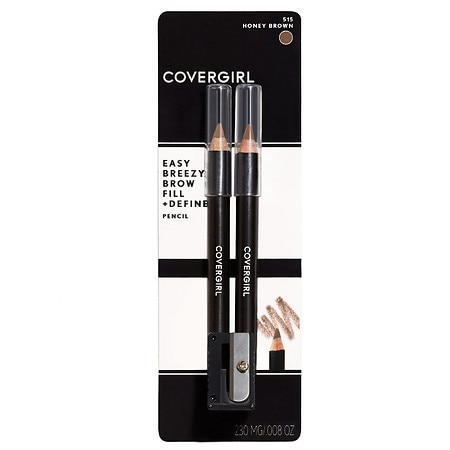 CoverGirl Eyebrow & Eye Makers Shaper and Eyeliner
