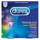Durex Pleasure Pack Assorted Condoms