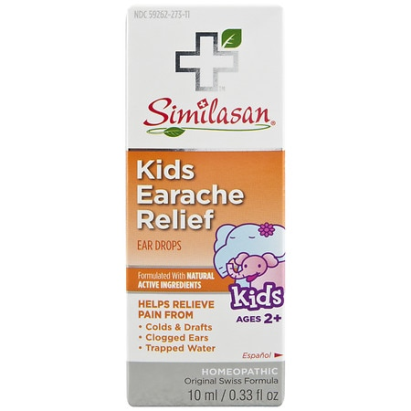 Similasan Kids Ear Relief Drops