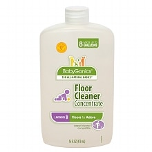BabyGanics Floors to Adore, Floor Cleaner Concentrate- Lavender