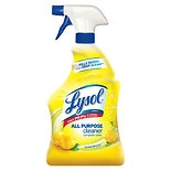 Lysol Disinfectant All Purpose Cleaner 4 in 1 Spray Lemon Breeze Lemon Breeze Scent