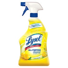 Lysol Disinfectant All Purpose Cleaner 4 in 1 Spray Lemon Breeze