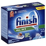 Finish Dishwasher Powerball Tabs Fresh