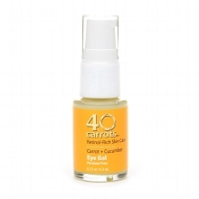 40 Carrots Carrot + Cucumber Eye Gel