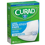 Non Stick Pads 3 in x 4 in