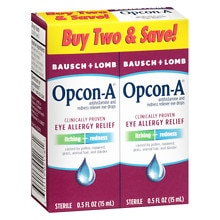 Opcon-A Eye Allergy Relief Drops
