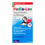 Fleet Children's Pedia-Lax Liquid Stool Softener Fruit Punch