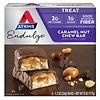 Atkins Endulge Snack Bars, 5 Caramel Nut Chew