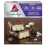 Atkins Endulge Nutrition Bars, 5 Chocolate Coconut