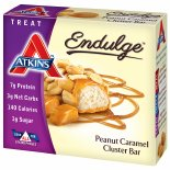 Atkins Endulge Treats Peanut Caramel Cluster