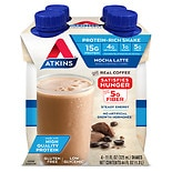 Atkins Advantage Shakes 4 Pack Mocha Latte