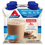 Shakes 4 Pack Milk Chocolate Delight