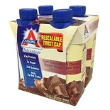 Atkins Advantage Shakes 4 Pack Dark Chocolate Royale