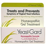 YeastGard Homeopathic Gel Treatment with Probiotics