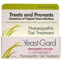 Homeopathic Gel Treatment with Probiotics