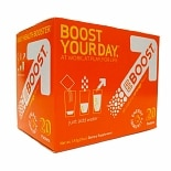 EBOOST Daily Health Booster Effervescent Powder Packets Orange