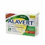 Non-Drowsy Allergy Relief