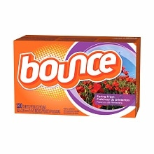 Bounce Fabric Softener Sheets Spring Fresh