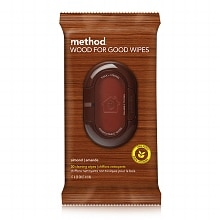 Wet Wipes Flat Pack Wood for Good + Almond