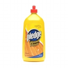Pledge 4in 1 Wood Floor Cleaner Citrus